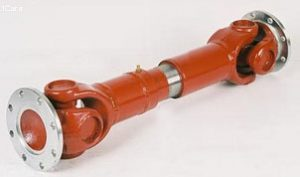 Feasibility study produced propeller shaft