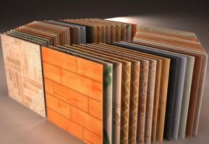Production of ceramic tiles